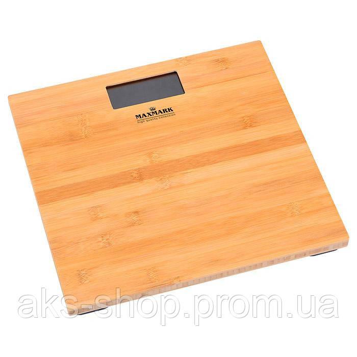 Весы напольные электронные Maxmark MK-SC151  максимальный вес 180 кг