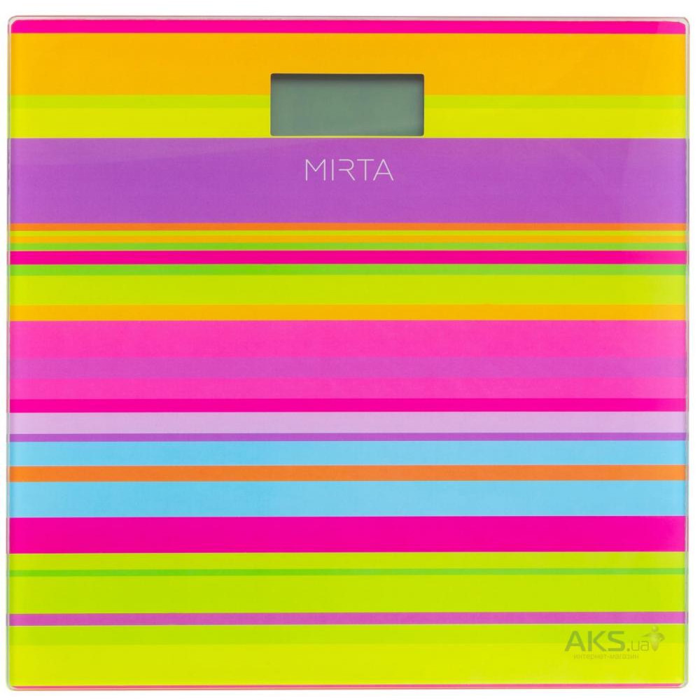Весы напольные электронные Mirta SB-3121 максимальный вес 150 кг