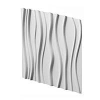 Гипсовые 3D (3д) панели Smoke Texturo™