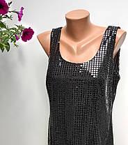 Нарядное платье в пайетки Размер 44-46 ( Е-244), фото 3