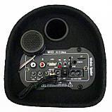 "Активный сабвуфер ZPX бочка 5"" 150Вт + Bluetooth, фото 5"