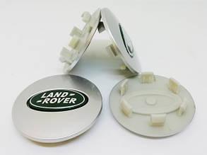 Колпачки для оригинальных дисков Land Rover