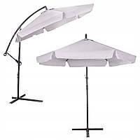 Зонт садовый угловой с наклоном Springos 350 см GU0009