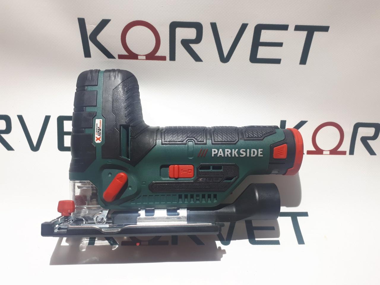 Лобзик аккумуляторный Parkside PSTKA 12 A 2