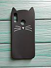 Чехол 3D Cat для Honor 10 lite Бампер Усики (2 цвета), фото 6