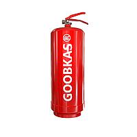 Вогнегасник порошковий Goobkas ВП 6 (ОП 6) кг/л (з) ВСІ переносний 2020 український і європейські сертифікати