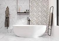 30Х60 Керамическая плитка стена Marmo bianco Мармо Бьянко белый, фото 1