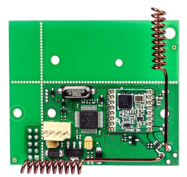 Модуль интеграции Ajax uartBridge с беспроводными охранными системам и smart home системам