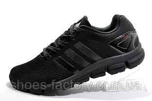 Літні кросівки в стилі Adidas Climachill 2019, All Black (Climacool)