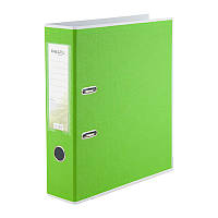 Папка-регистратор 7,5см двост.салат D1716-30