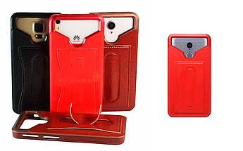Бампер для смартфона 2E F572L 2018 DualSim с отделением для пластиковой карты