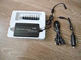 Універсальний зарядний пристрій для ноутбуків 120W, фото 4