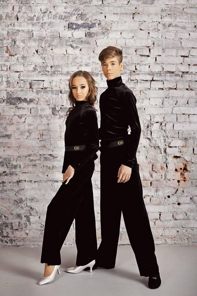 Одежда для спортивно бальных танцев купить в Киеве