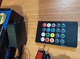 Цветная подсветка для авто водонепроницаемая VGT RGB 8 цветов на пульте управления, фото 3