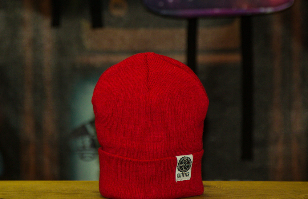 Шапка - Outfits - Classic Tag Red (Зимняя Зимова шапка) - Unitedshop в 76bdd604c175c