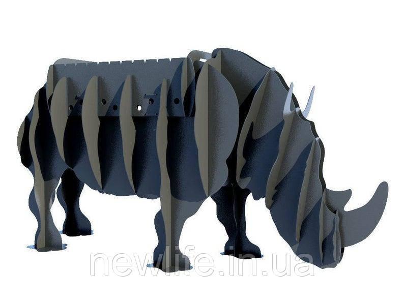 """Мангалы в виде животных """"Носорога"""""""