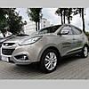 Молдинги на двері для Hyundai ix35 2010-2015