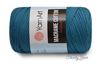 YarnArt Macrame Cotton, Морская волна №789