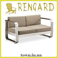 Двойное кресло-софа Fairy,дизайнерское в стиле лофт.Кресло для кафе,для ресторанов,для терассы,для кухни, фото 1