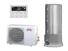 "Тепловый насосы ""Воздух-Вода"" для нагрева воды Cooper&Hunter CH-HP3.5SWNK/ WT200SW1.5ENK"