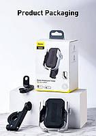 Вело-мотодержатель УСИЛЕННЫЙ Baseus Armor Motorcycle holder