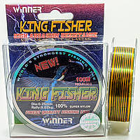 Леска Winner King Fisher 0,18mm 100м.