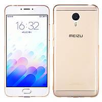 Чехлы U-Like Чехол Ultra-thin 0.3 для Meizu M3/M3S gold (25017)