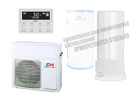 """Тепловый насосы """"Воздух-Вода"""" для нагрева воды Cooper&Hunter GRS-C5.0/A1-K"""