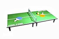Настольный теннис BST 90х40 см в картонной коробке 670293