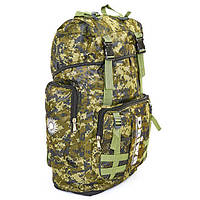Рюкзак туристический бескаркасный DAIWA V=35л камуфляж