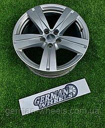 Оригинальные кованые диски R18 Audi Q7 4M