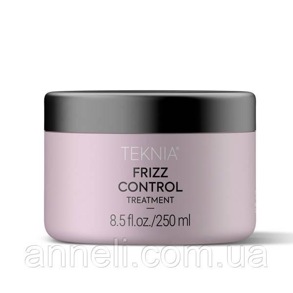 Маска для непослушных и вьющихся волос LAKME Teknia Frizz Control Treatment