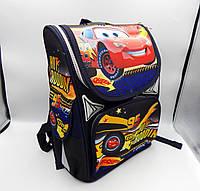 Школьный каркасный ортопедический рюкзак 1604#