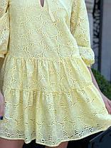 Легкое платье свободного кроя, фото 2