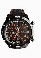Часы мужские кварцевые GТ-200OR Черный, КОД: 115906