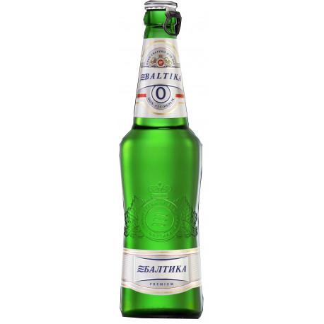 Пиво Безалкогоьне № 0 Балтика  0,5л
