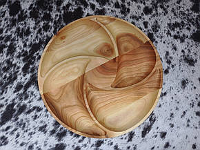 Менажниця кругла (4 секції), фото 2