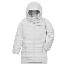 Пальто демисезонное подростковое 10-12,18-20 лет для девочки ТМ Columbia 1810421-082 белое
