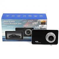 Автомобільний відеореєстратор FULL HD DVR Z 30 з двома камерами