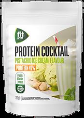 Коктейль белковый с L-карнитином и гуараной ФитПарад Fit Active Фисташковое Мороженое  (300 грамм)