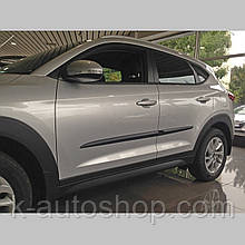 Молдинги на двері для Hyundai Tucson 2015-2020