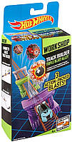 Hot Wheels Track Builder Triple Blast Alley Stunt Pack Хот Вілс Трюк в Алеї - набір доповнень для треку