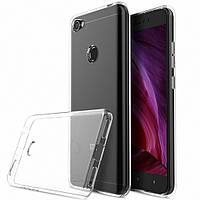 Чехлы U-Like Чехол Ultra-thin 0.3 для Xiaomi Redmi Note 5a Прозрачный (18317)
