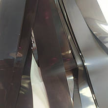 Лєнта чорний фольга упаковка (30мм/195см/38шт)