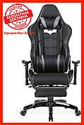 Компьютерное кресло Barsky SD-27 Batman Black, геймерское кресло