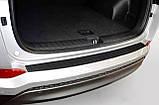 Пластикова захисна накладка на задній бампер для Hyundai Tucson 2015-2018, фото 8