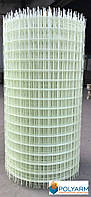 Композитная сетка Polyarm 50х50 мм, диаметр сетки 3 мм, фото 1