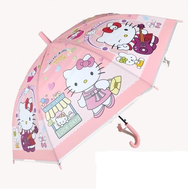 Детский зонтик Hello Kitty