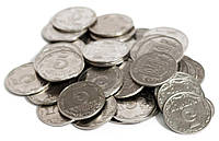 Набор монет Украины 5 копеек 1992 г ( 50 штук ), фото 1