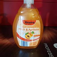 Жидкое крем-мыло Молоко и Абрикос Elcurina Milch & Apricose Cremeseife 500 мл